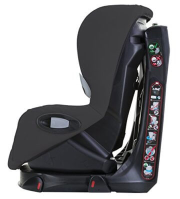 Maxi-Cosi Axiss Autositz Gruppe 1 (9-18 kg), black raven -