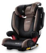 RECARO Monza Nova 2 Seatfix Autositz Gruppe 2/3 (15-36 kg), mocca -