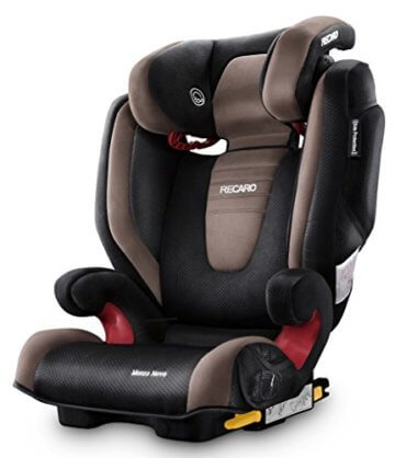 recaro monza nova 2 seatfix kindersitz 15 36kg review. Black Bedroom Furniture Sets. Home Design Ideas